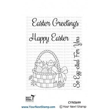 Your Next Stamp-Easter Basket Stamp