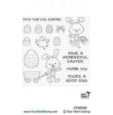 Your Next Stamp-Egg Hunt Stamp