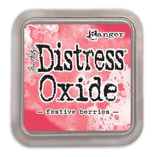 Tim Holtz Distress Oxide Ink-Festive Berries