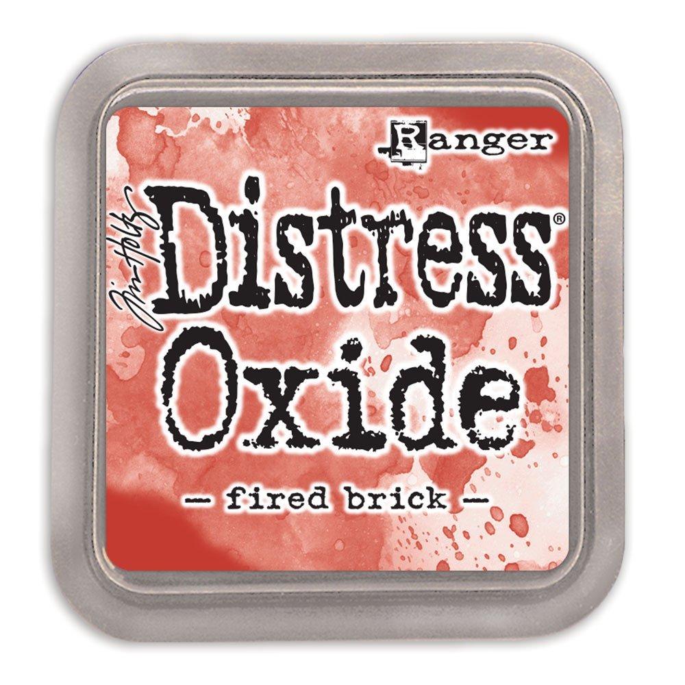 Tim Holtz Distress Oxide Ink-Fired Brick