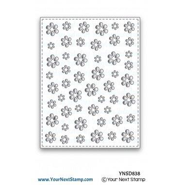 Your Next Stamp-Flower Petal Panel Die