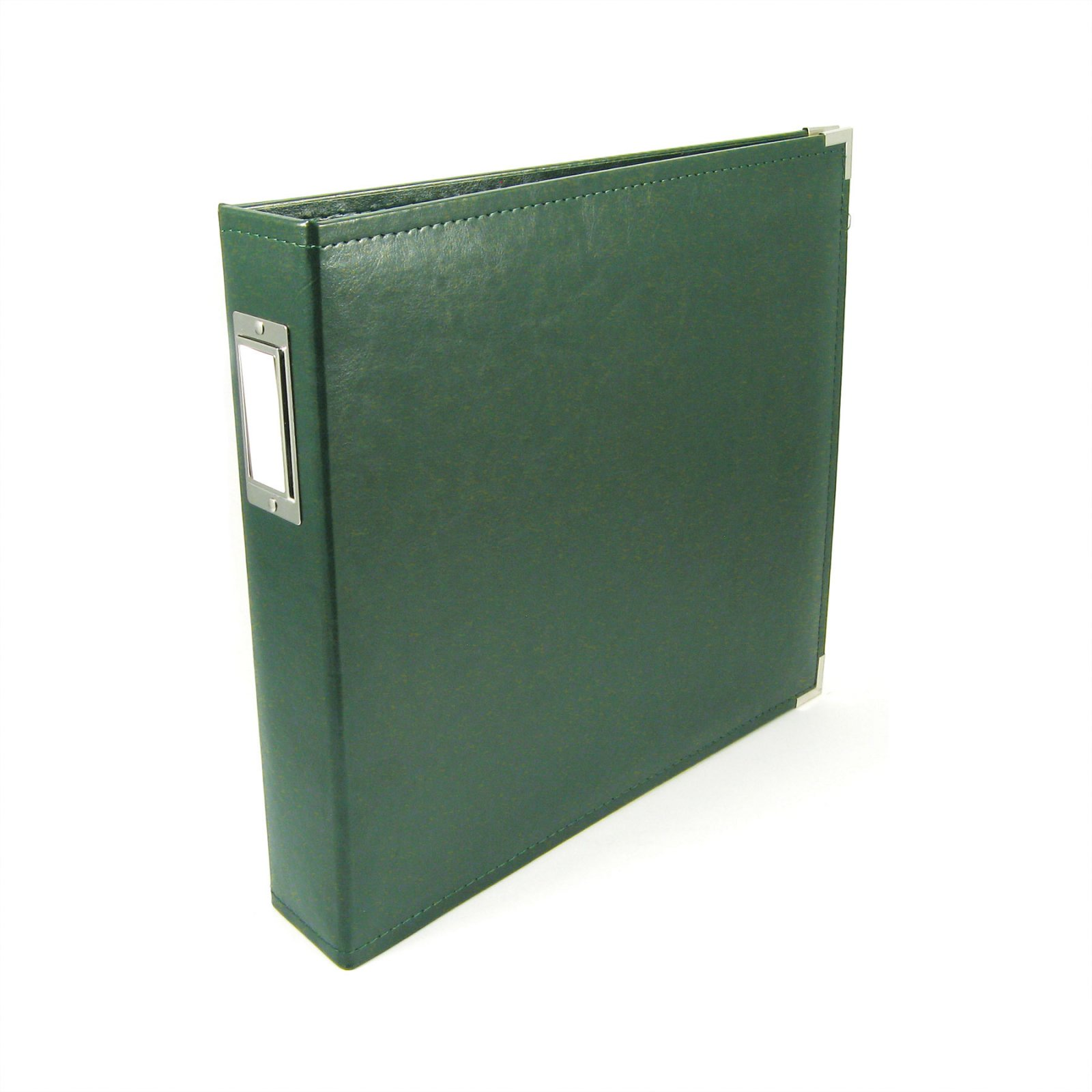 We R Memory Keepers 12x12 Album-Forest Green