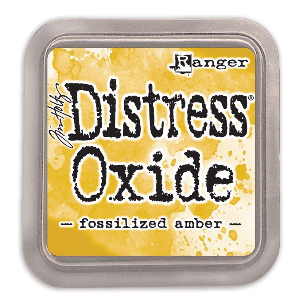 Tim Holtz Distress Oxide Ink-Fossilized Amber