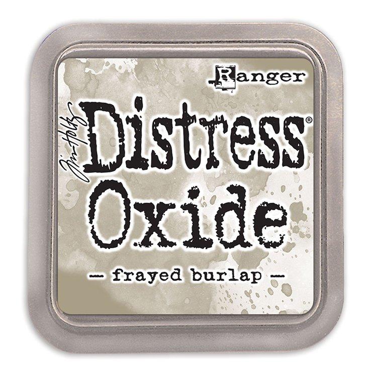 Tim Holtz Distress Oxide Ink-Frayed Burlap