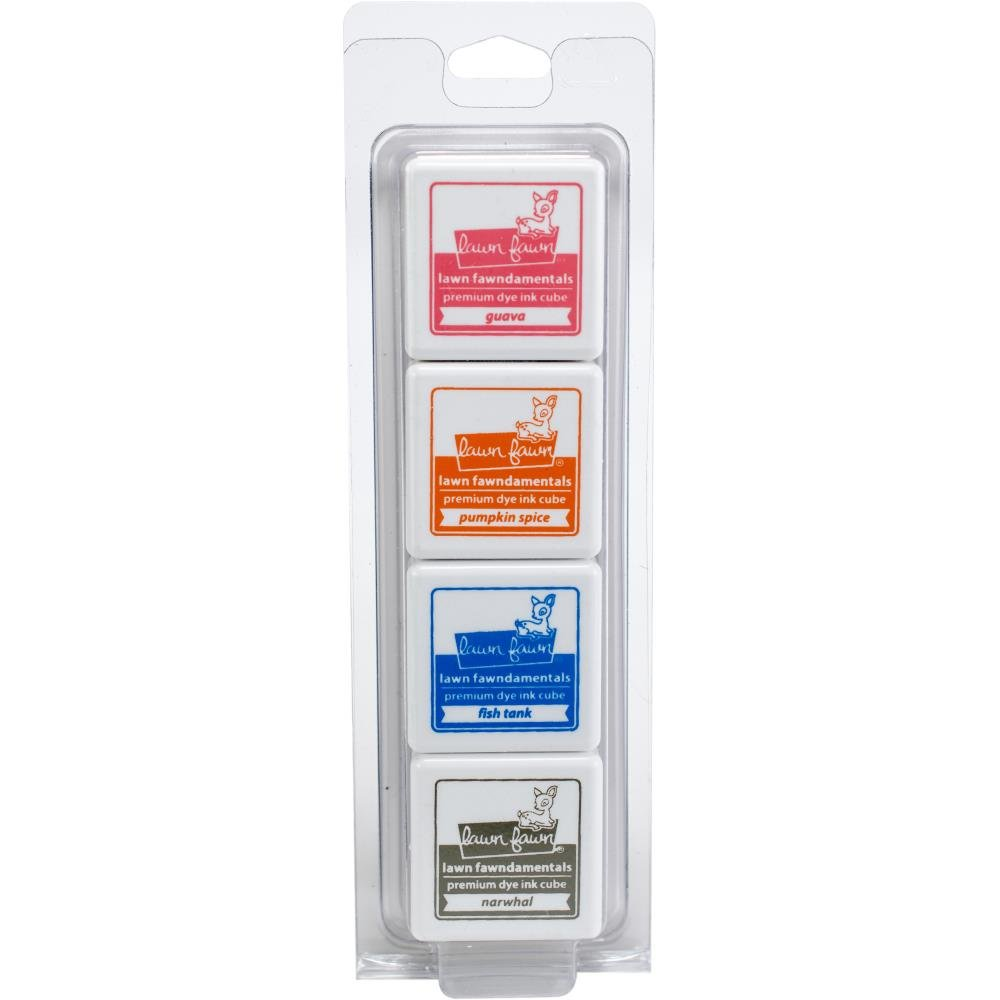 Lawn Fawn Cube Ink Pack-Front Porch