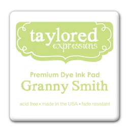 Taylored Expressions Ink Cube-Granny Smith