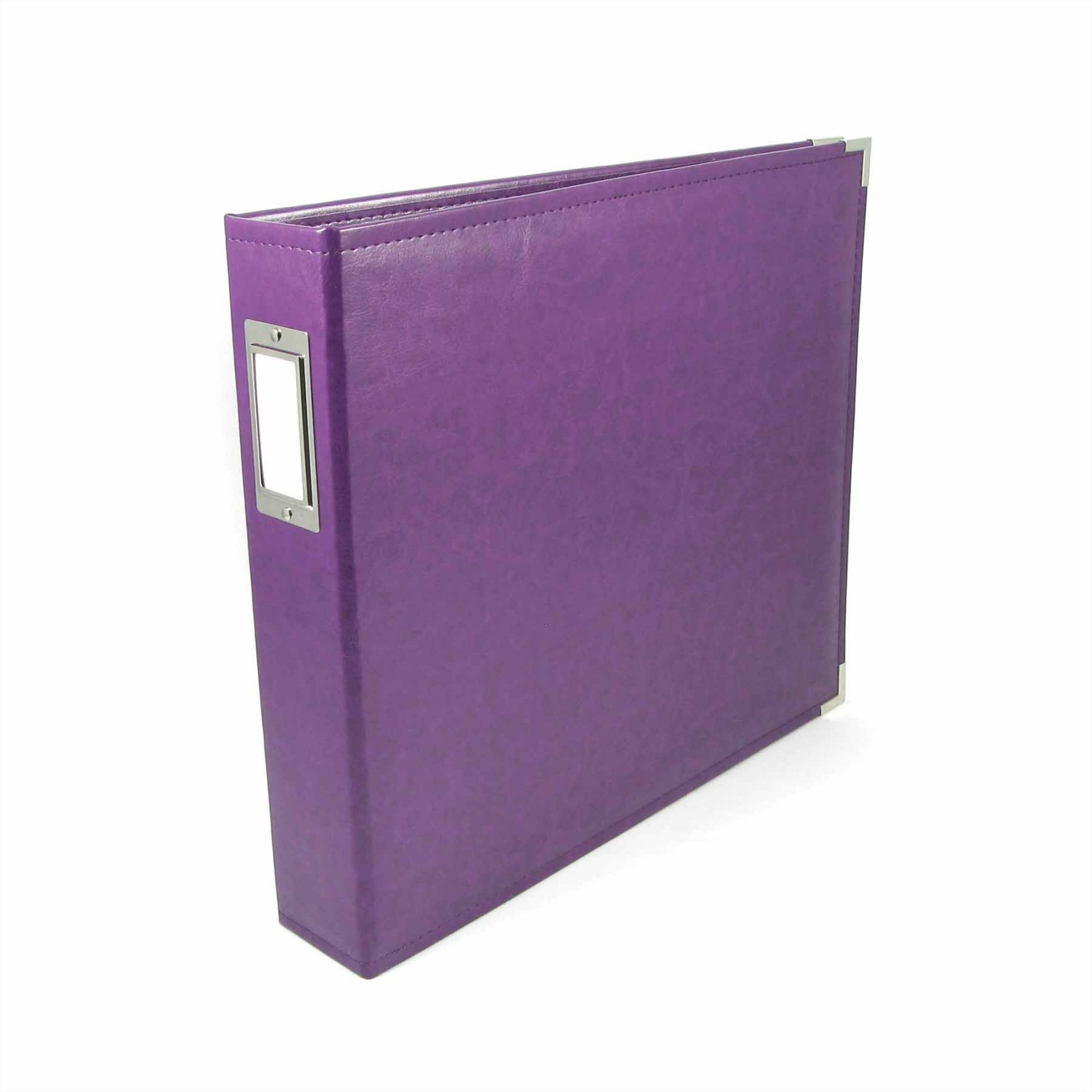 We R Memory Keepers 12x12 Album-Grape Soda