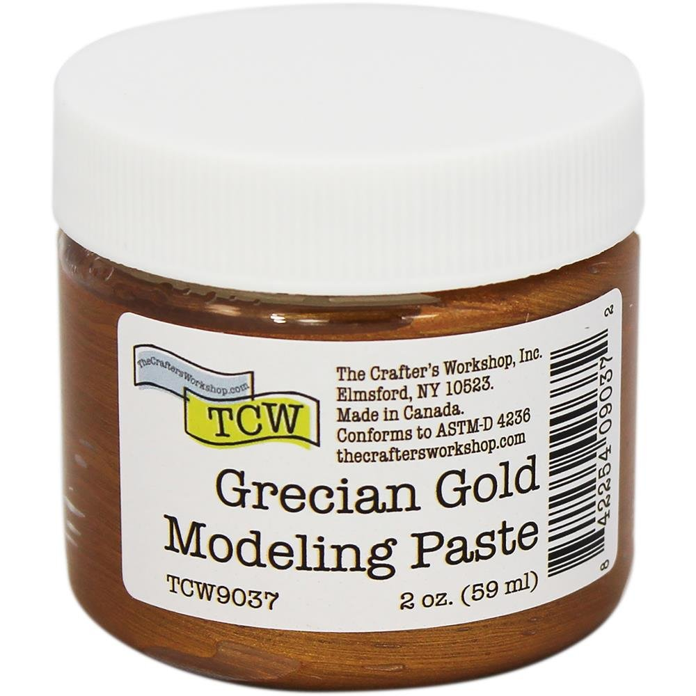 Modeling Paste-Grecian Gold