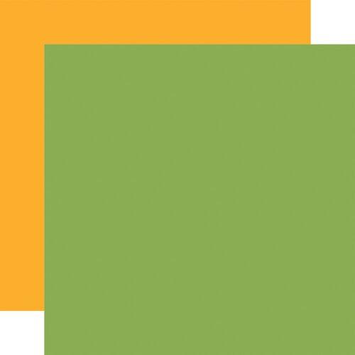 School Rules-Green/Yellow