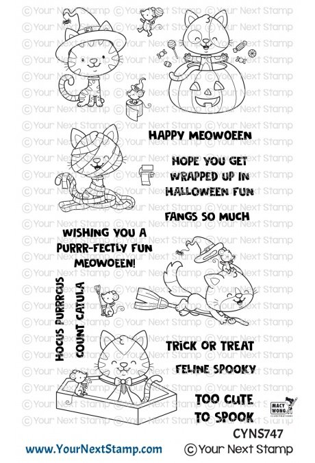 Your Next Stamp-Happy Meowoeen Stamp
