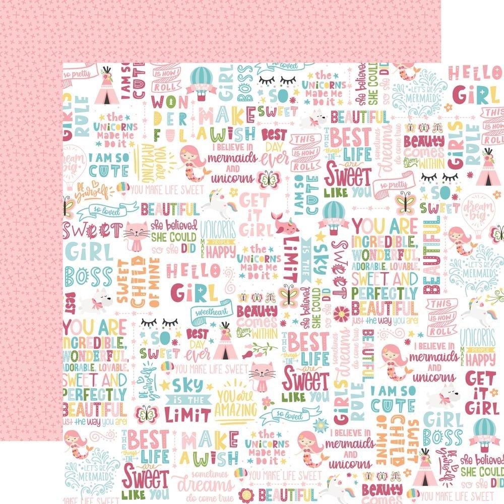 All Girl-Hello Girl