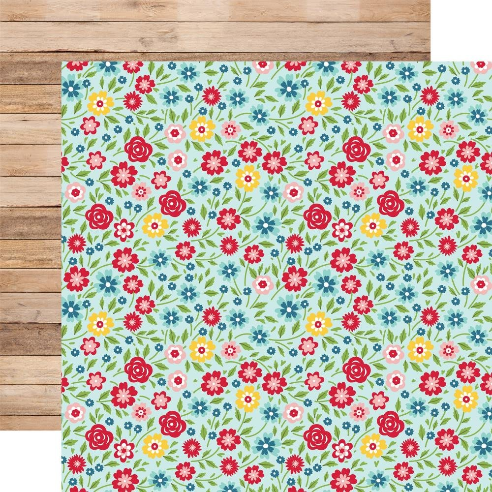 A Slice Of Summer-Hello Summer Floral