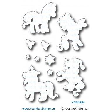 Your Next Stamp-Holiday Ponies Die
