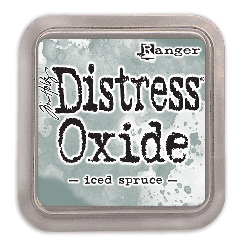 Tim Holtz Distress Oxide Ink-Iced Spruce
