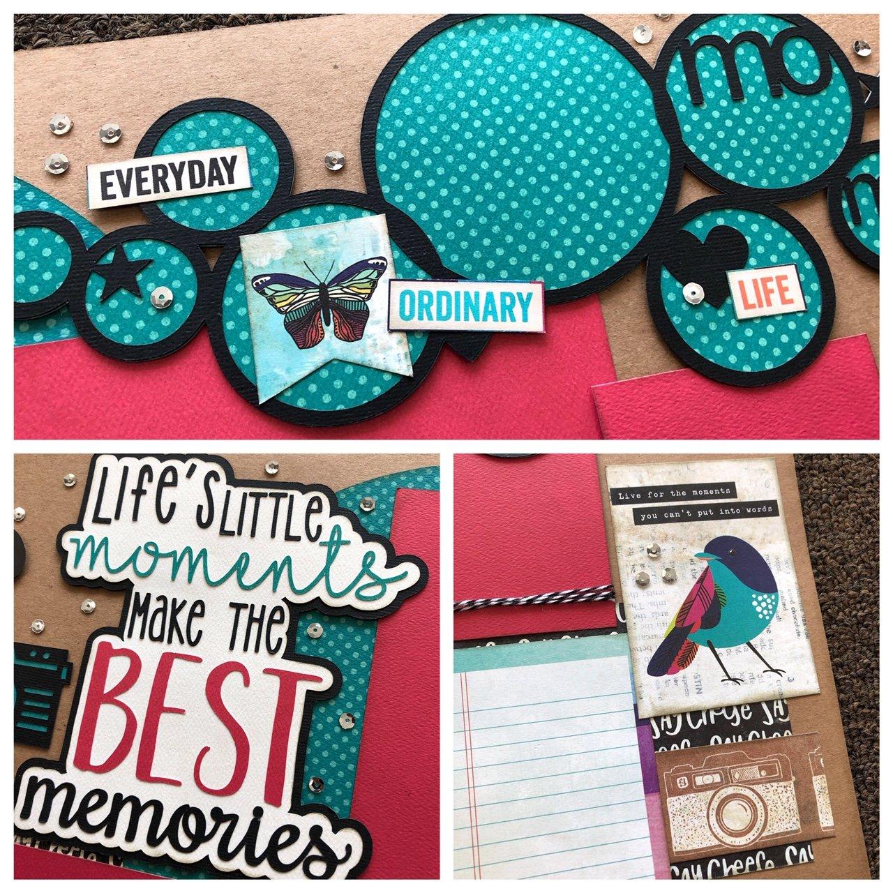 Life's Little Moments Make the Best Memories Kit