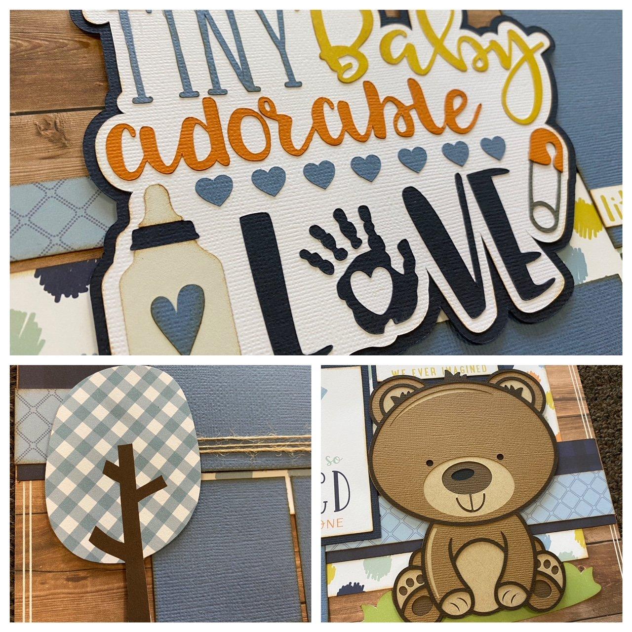 Tiny Baby (Blue) Kit