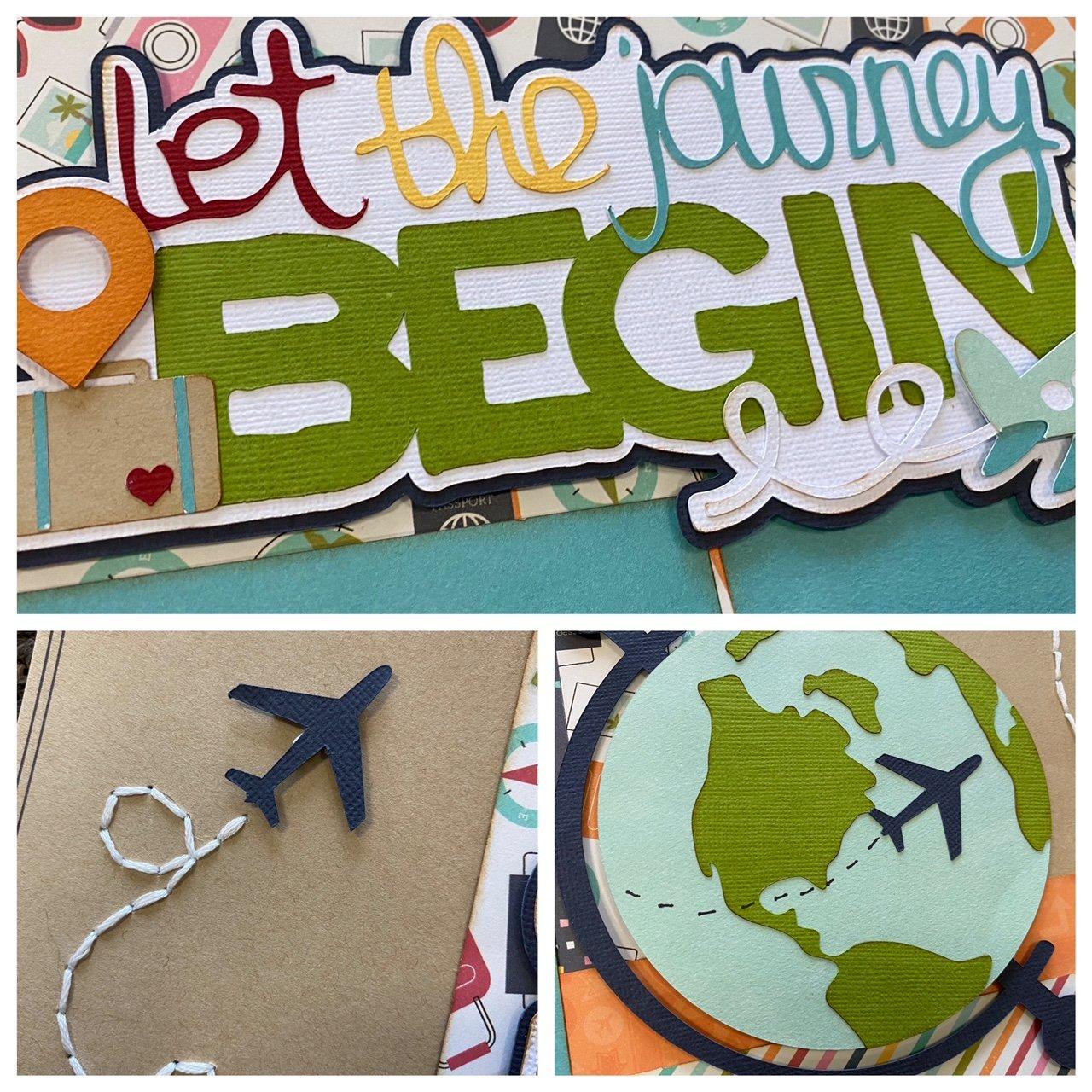 Let The Journey Begin Kit