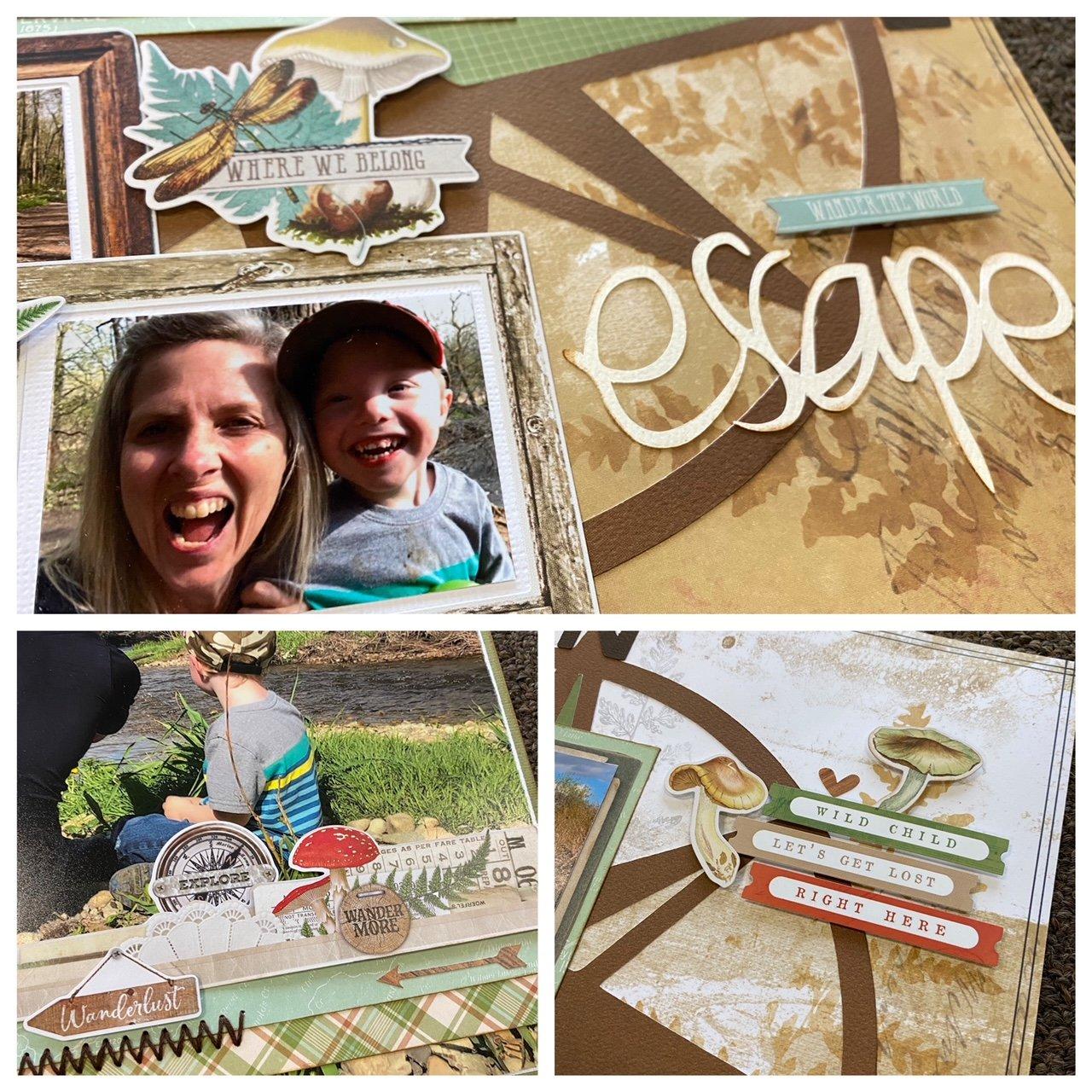 Escape Single Page Plus Kit