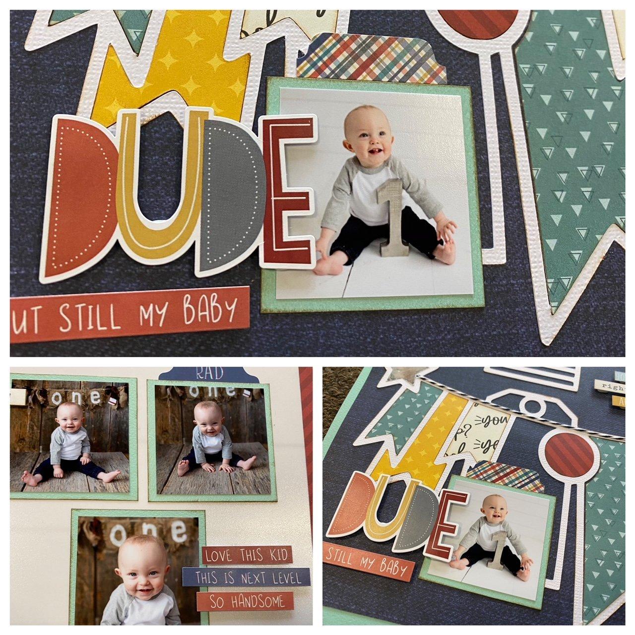 Dude Single Page Plus Kit