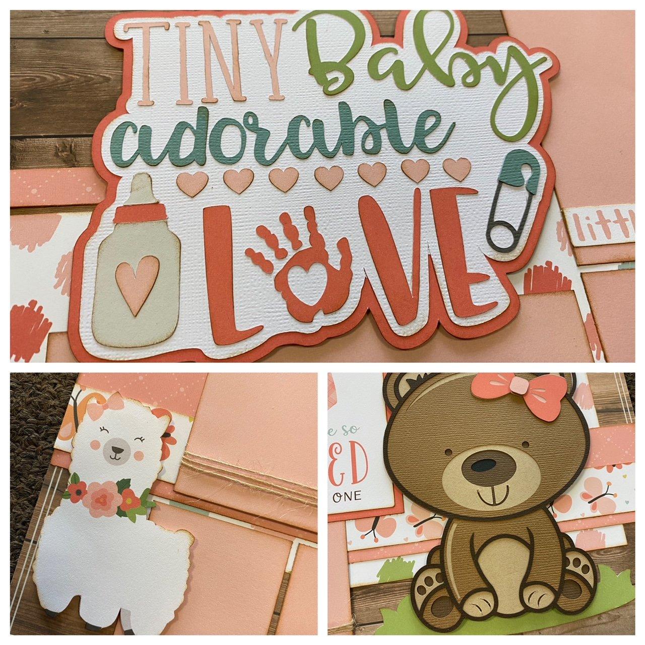 Tiny Baby (Pink) Kit