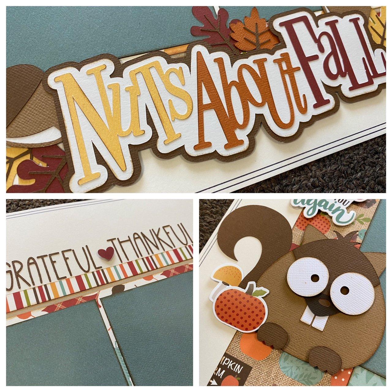 Fall Trio Kits