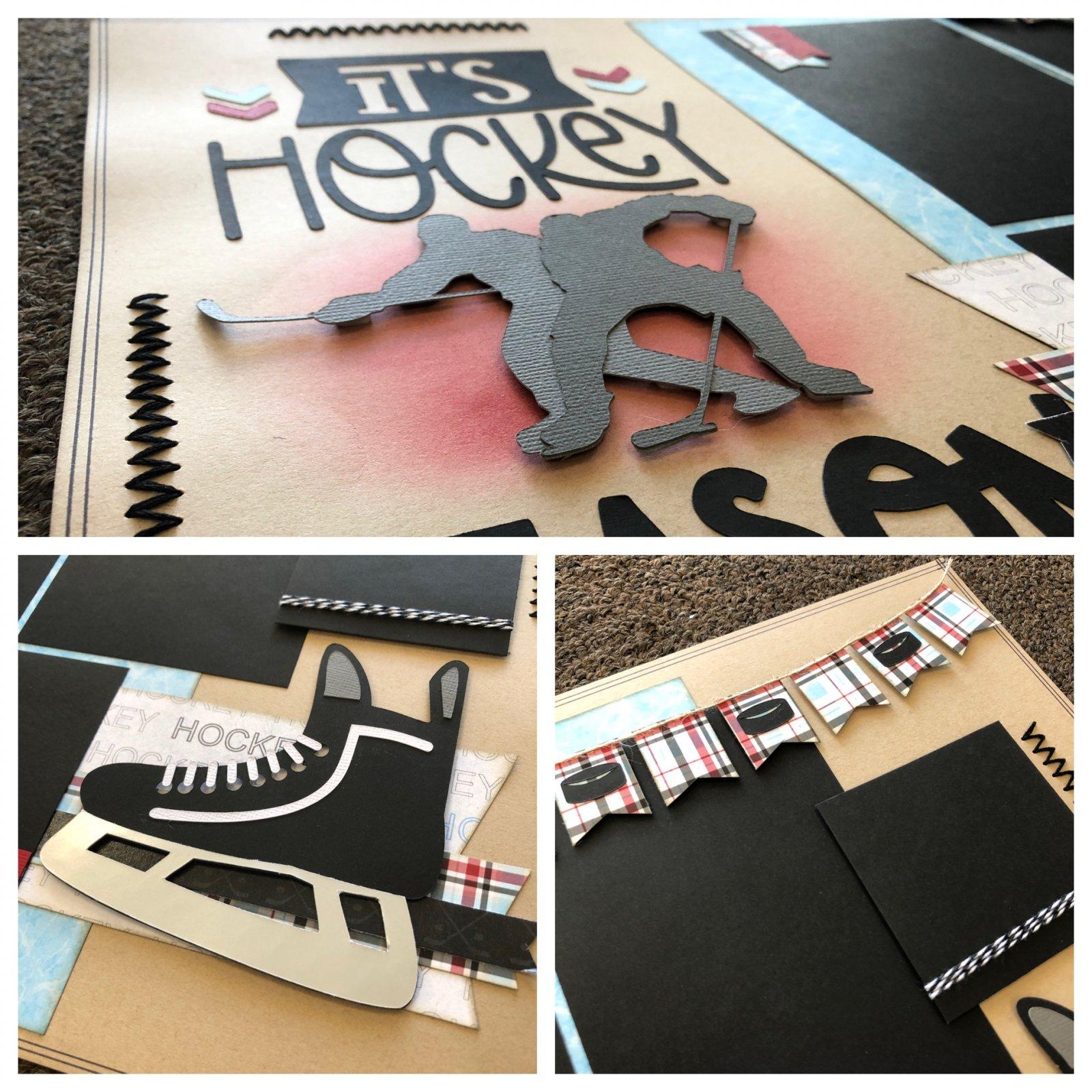 It's Hockey Season Kit