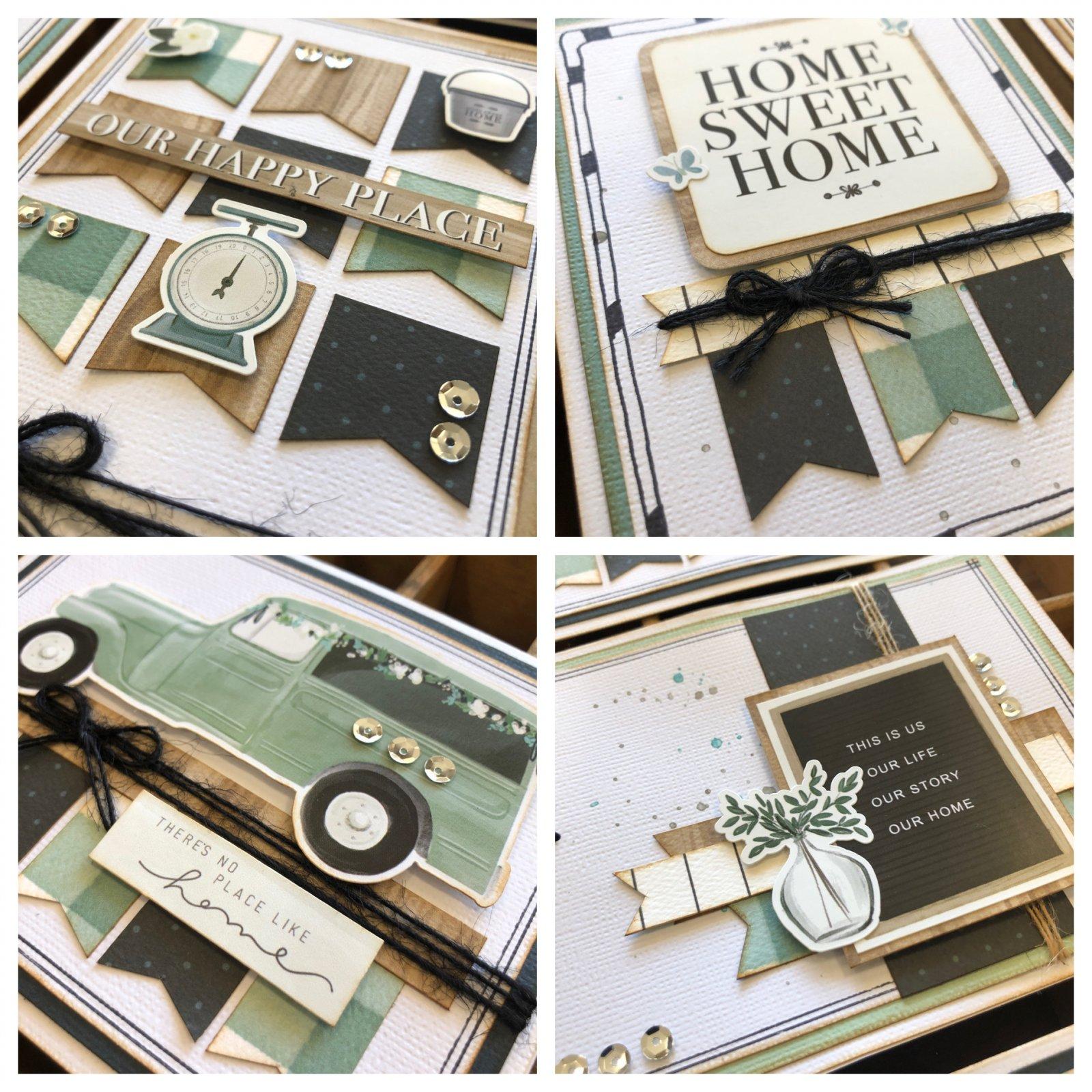 Home Again Card Kit (10 Cards)