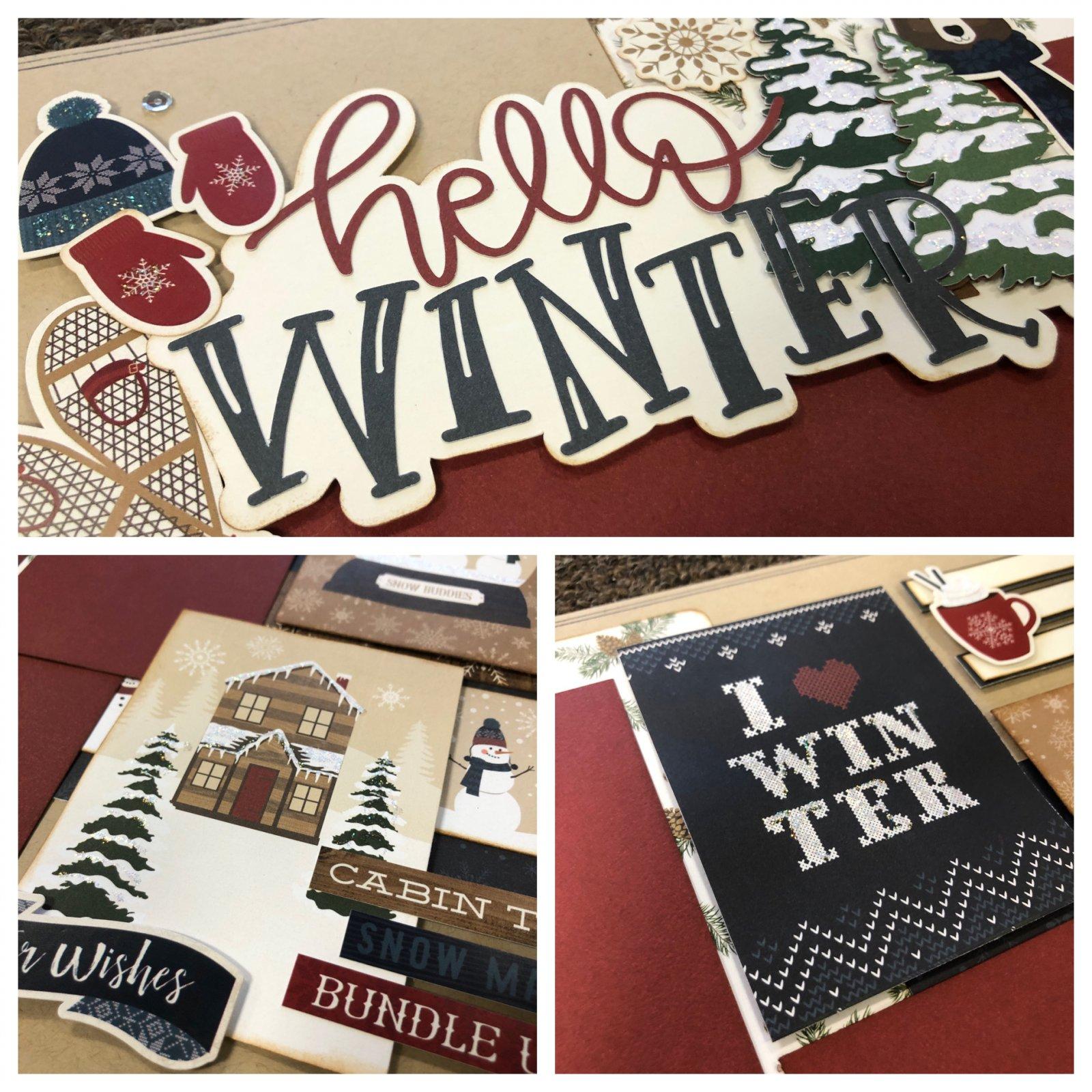 Winter Trio Kits