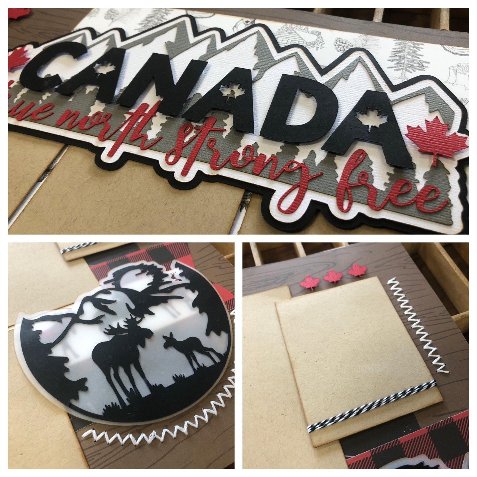 Canada True North Kit