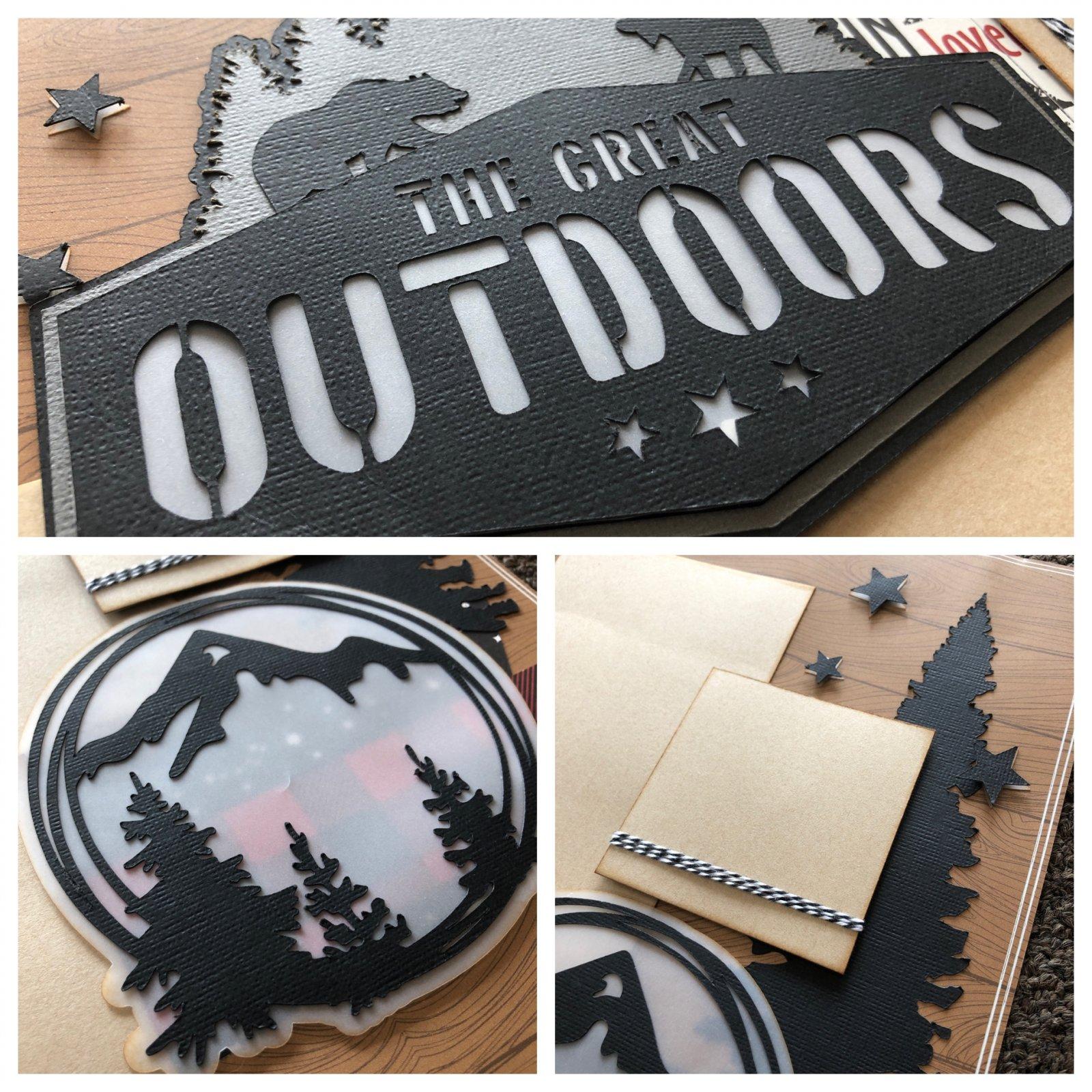 The Great Outdoors Kit (Buffalo Plaid)