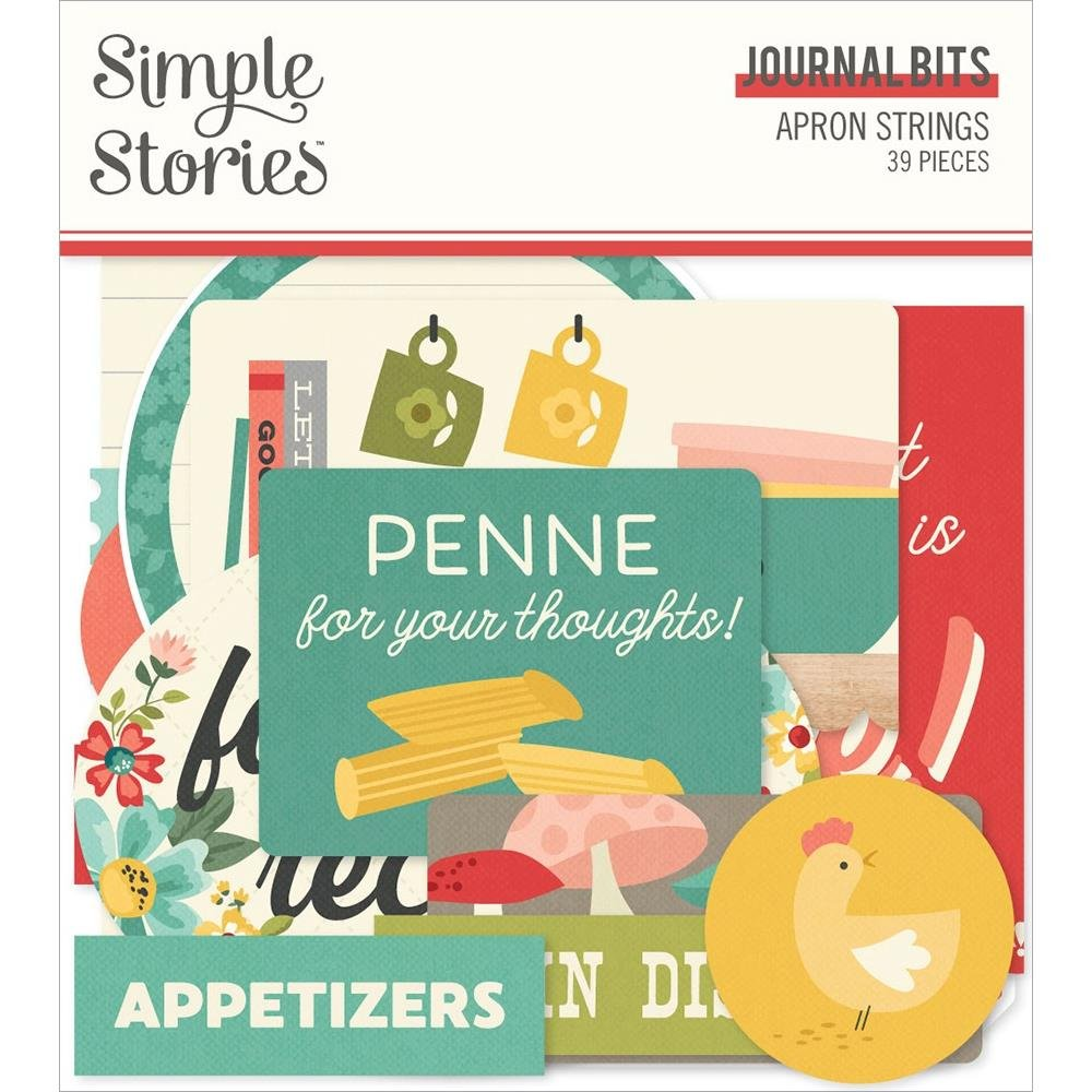 Apron Strings Bits & Pieces Journal