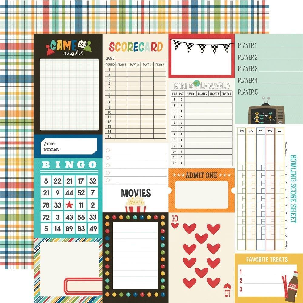 Family Fun-Journal Elements