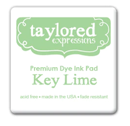 Taylored Expressions Ink Cube-Key Lime