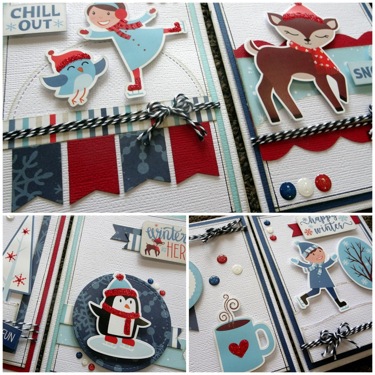 Celebrate Winter Card Kit