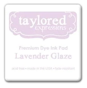 Taylored Expressions Ink Cube-Lavender Glaze