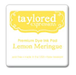 Taylored Expressions Ink Cube-Lemon Meringue