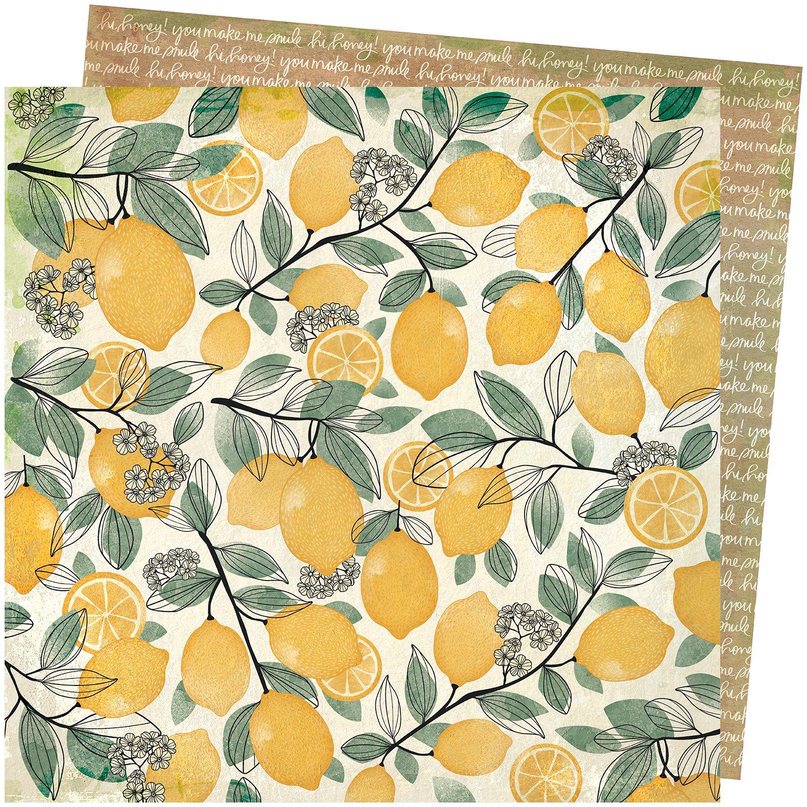 Vicki Boutin Wildflower & Honey-Lemon Spritz