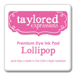 Taylored Expressions Ink Cube-Lollipop