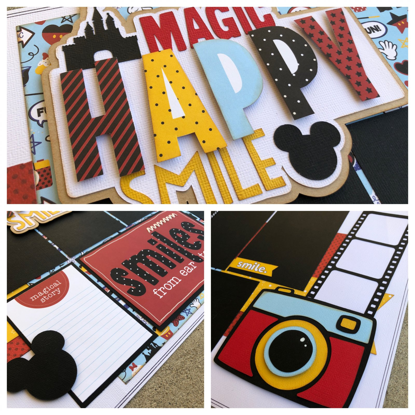 Magic Happy Smile Kit