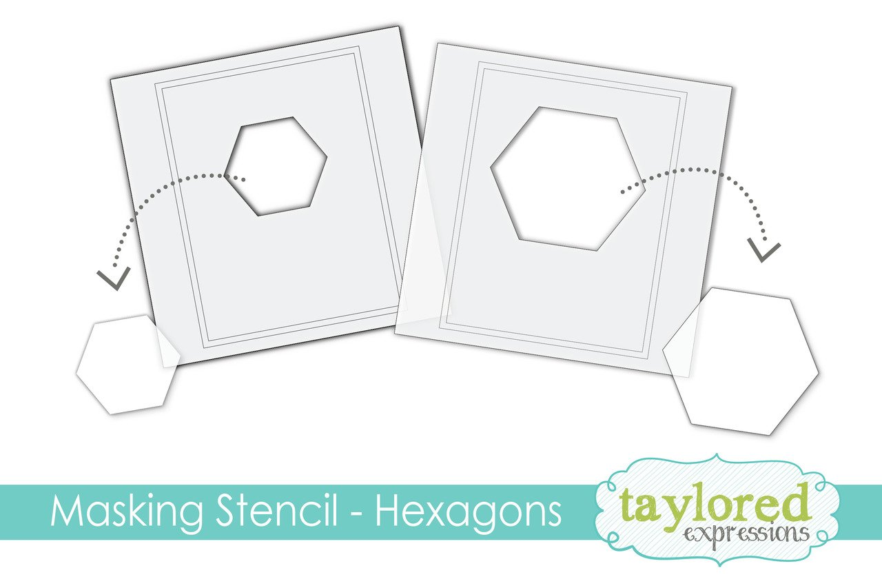 Taylored Expressions Masking Stencil-Hexagons