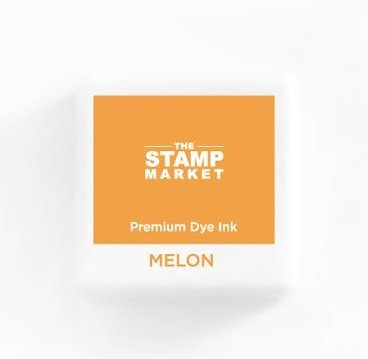 The Stamp Market Ink Cube-Melon