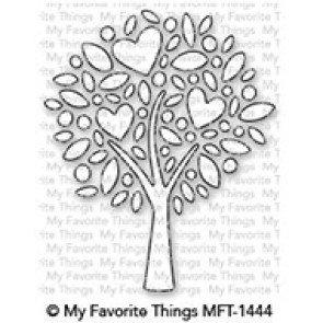 My Favorite Things-Heart Tree Die