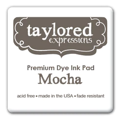Taylored Expressions Ink Cube-Mocha
