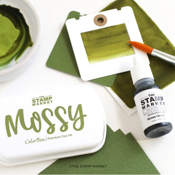 The Stamp Market Ink-Mossy