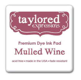 Taylored Expressions Ink Cube-Mulled Wine