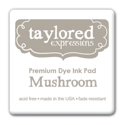 Taylored Expressions Ink Cube-Mushroom