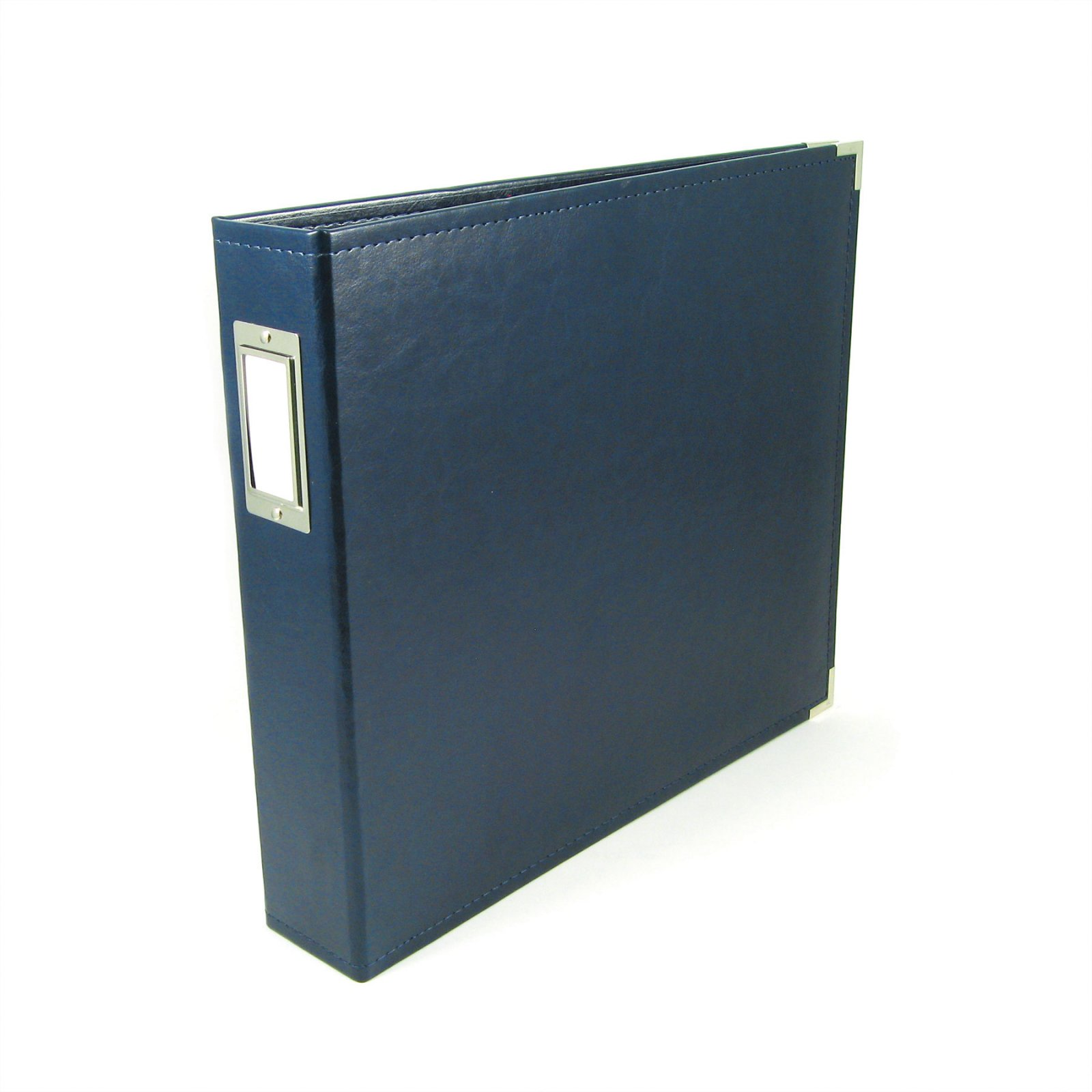 We R Memory Keepers 12x12 Album-Navy