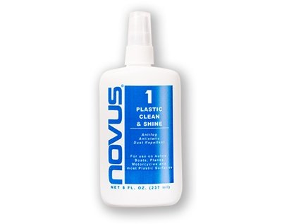 Novus 1 Plastic Polish for MISTI