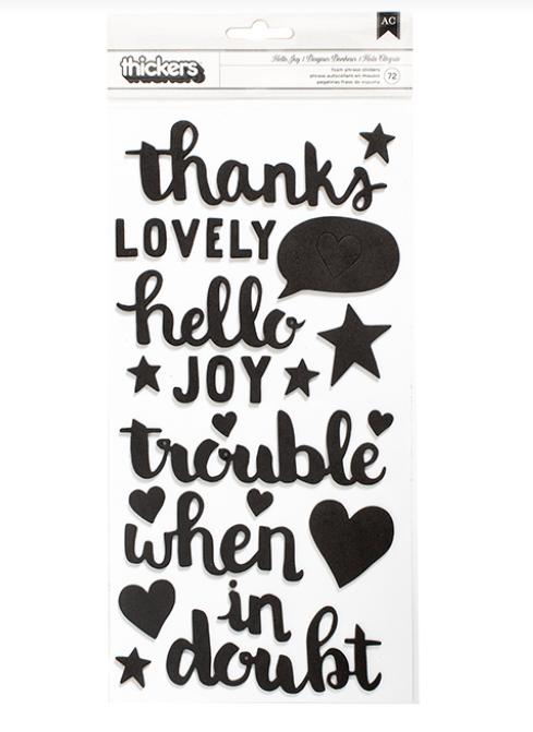 Thickers-Hello Joy