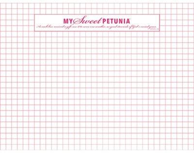 Original MISTI Grid Paper Pad